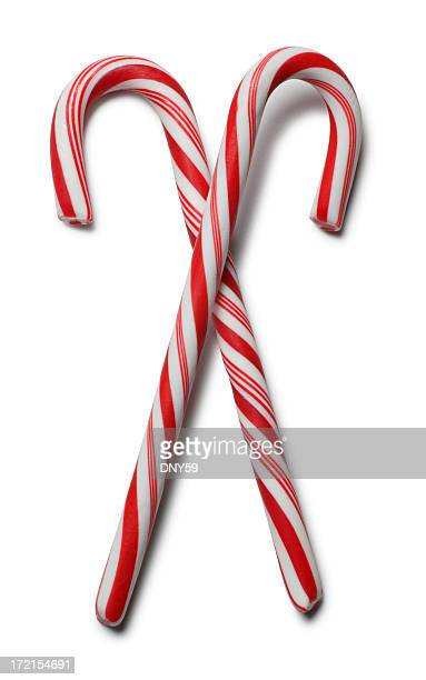 Two Candy Canes
