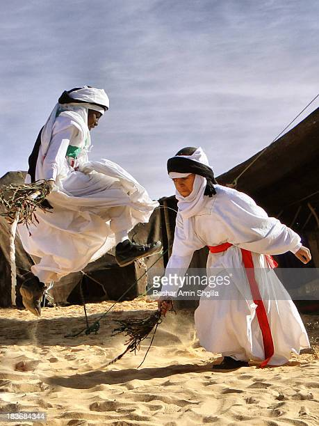 CONTENT] Two children from Tuareg Tribe doing a beautiful traditional dance Hanino was the name of the song