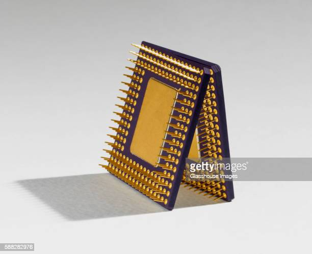 Two Computer Chips