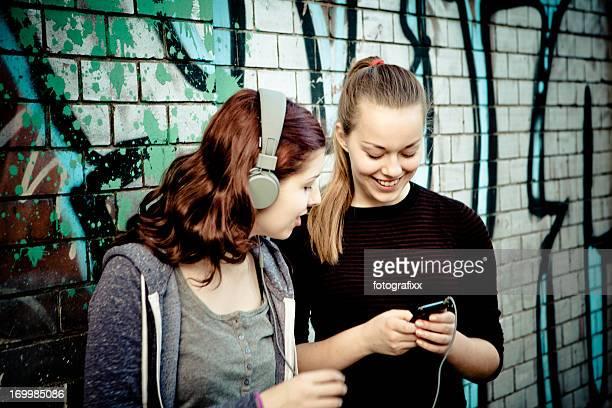 Süße Teenager
