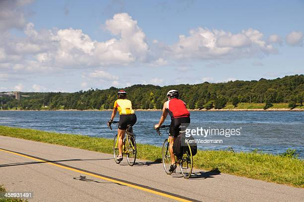 Two Cyclists