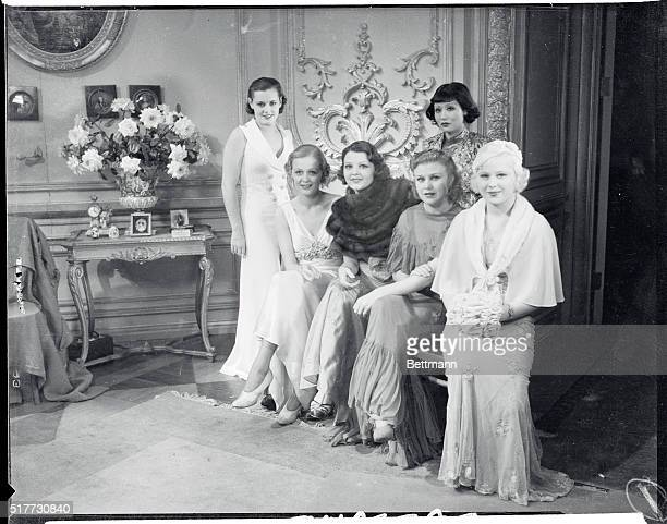 Two decades ago Ginger Rogers was selected as a Wampus Baby Star a cinema hopeful Also selected with the pretty redhead was Eleanor Holm Gloria...