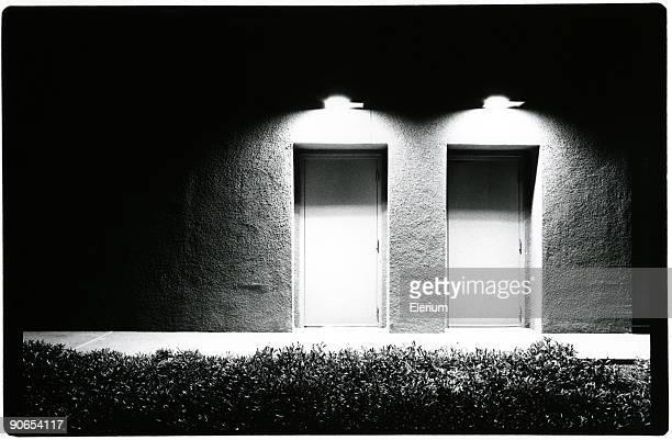 Two Door Night
