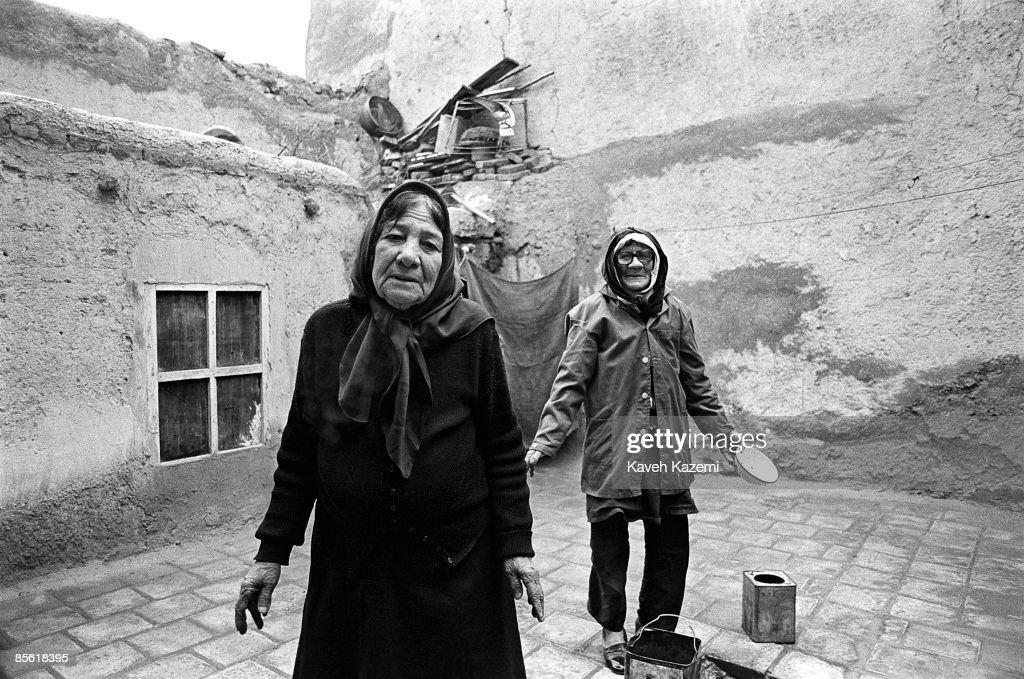 Tehran Shanty Town : Fotografía de noticias