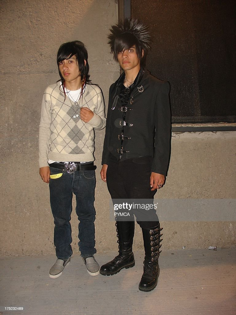 Return your 2007: what happened to emo kids 10 years later 55