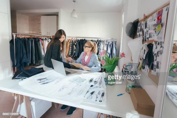 Zwei Unternehmerinnen