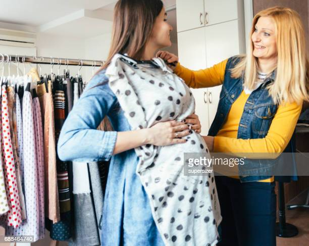 Two female entrepreneurs