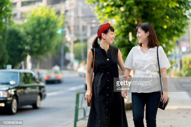 Two female friends out together
