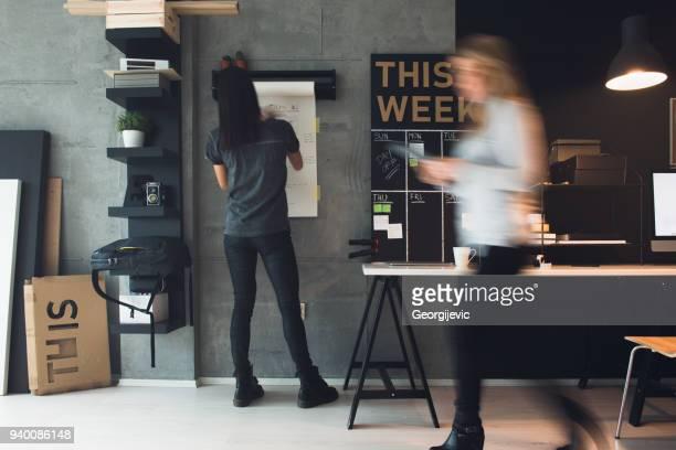 2 人の女性 web デザイナー - ウェブデザイナー ストックフォトと画像