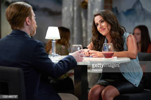 """Two First Dates"""" Episode 103 -- Pictured: Seth Green as Evan, Soleil Moon Frye as Punky Brewster --"""