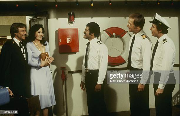 BOAT Two for Julie/Aunt Hilly/The Duel which aired on March 14 1981 ALEJANDRO