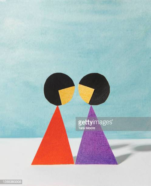 two girls with faces touching - human relationship stock pictures, royalty-free photos & images