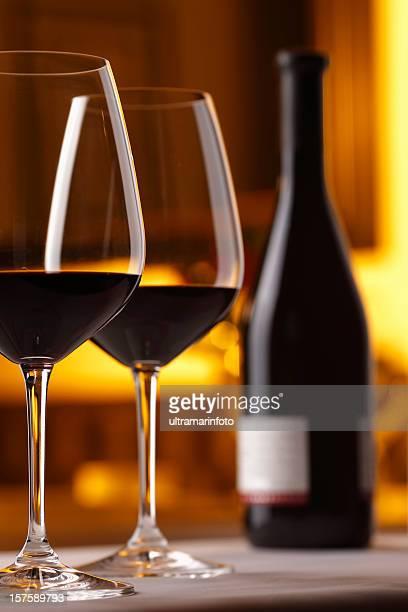 Zwei Gläser Wein