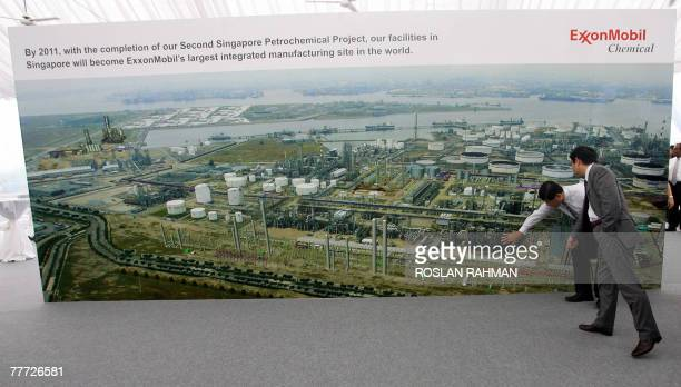 Exxonmobil Chemical Pictures and Photos - Getty Images
