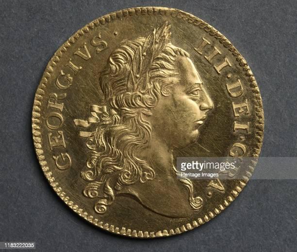 Two Guineas [pattern] 1773 Creator John Sigismund Tanner