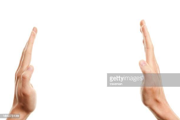 2 つの手