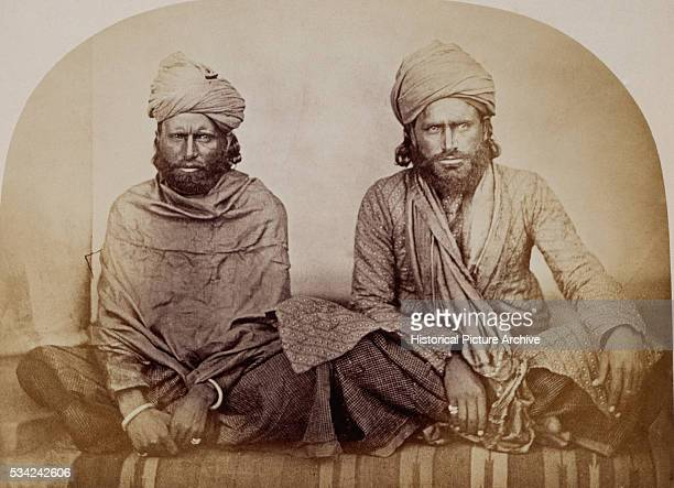 Two Hindu Men