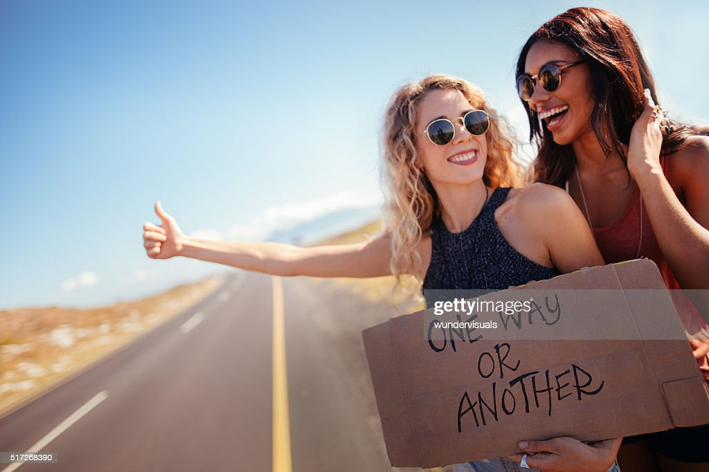 автостоп, hitchhiking