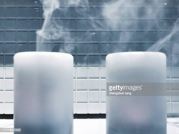 two humidifier - humidifier stock pictures, royalty-free photos & images