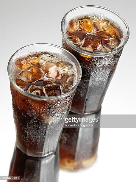 Two Ice Cold Sodas