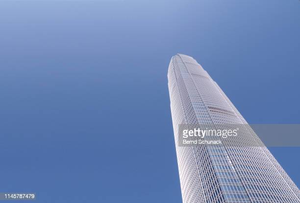 two ifc in cental hong kong - bernd schunack stock-fotos und bilder