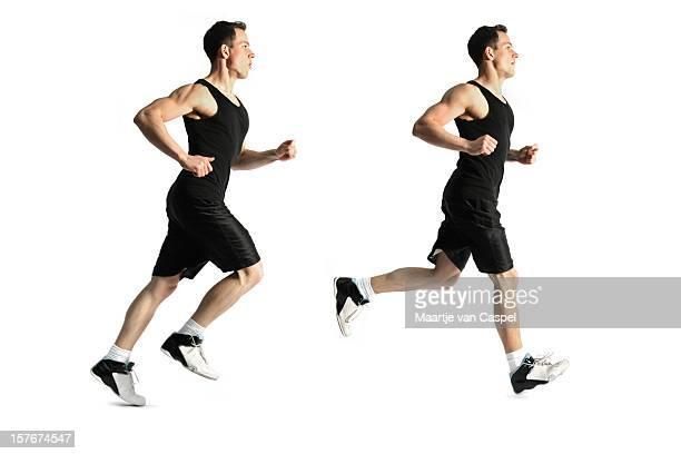 Running Mann