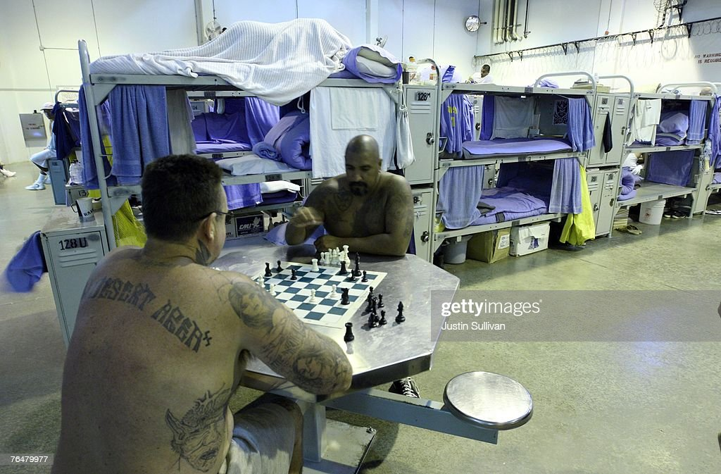 California State Prisons Face Overcrowding Issues : News Photo