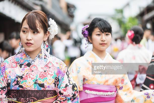 Two Japanese woman