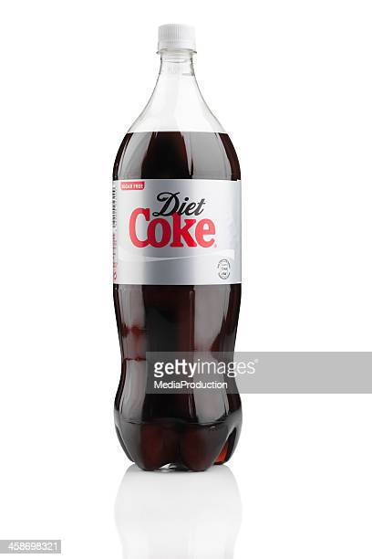 Two liter bottle of Coca Cola
