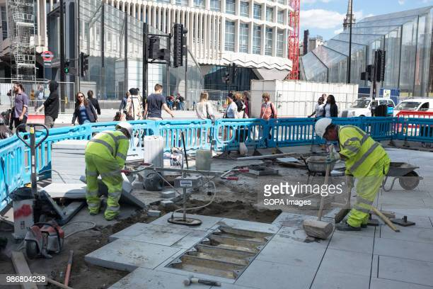 Two local constructors work in London London is the Capital city of England and the United Kingdom it is located in the south east of the country in...