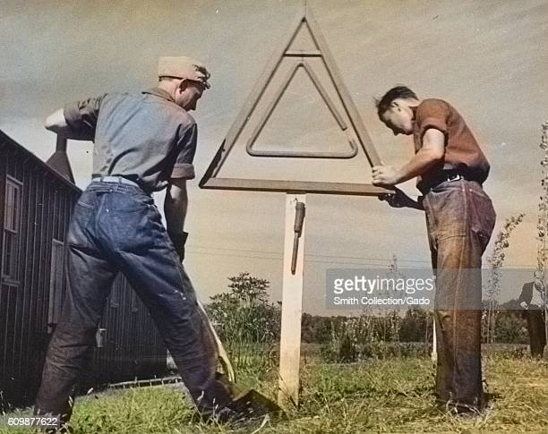 conservation in civilian corps life Gay