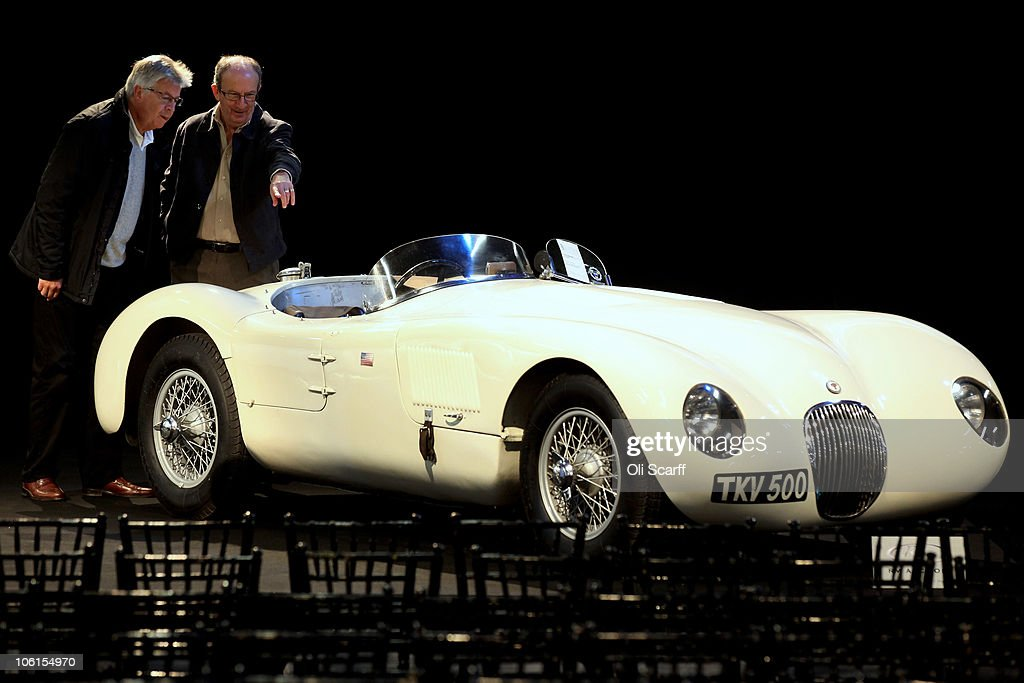 Rare Bond Car To be Sold At Automobiles Of London Auction : News Photo
