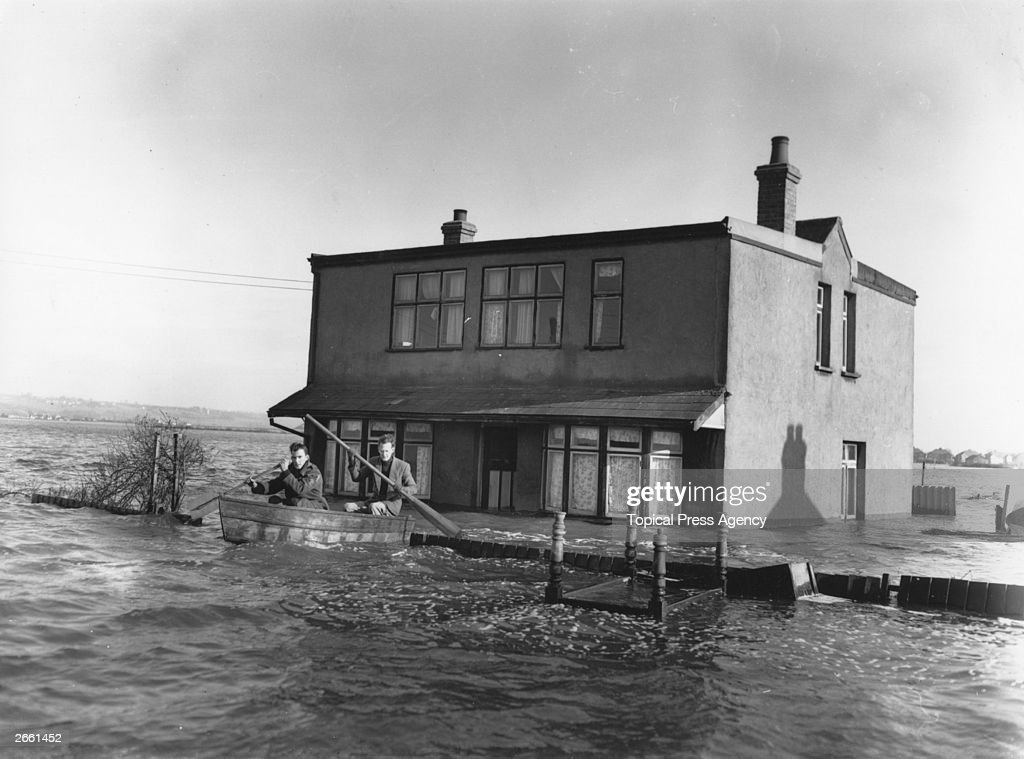 - Gale force winds and a storm surge lead to the flooding of 24, 000 homes. Although 30, 000 people were evacuated, 326 people lost their lives.