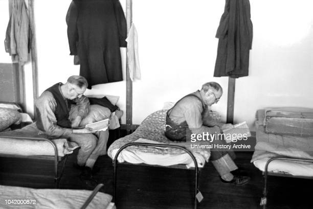 534 Homeless Shelter Bed Photos And Premium High Res Pictures Getty Images
