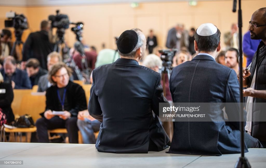 GERMANY-POLITICS-RACISM : News Photo