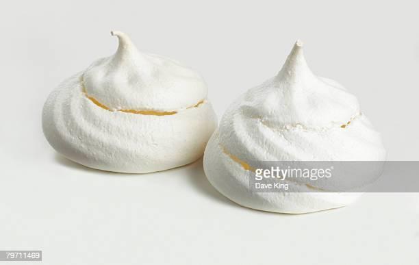 Two meringues