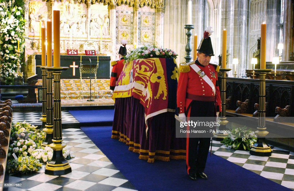 Princess Margaret Funeral : News Photo