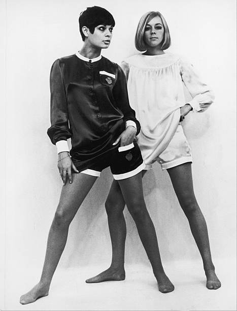 Minipants By Mary Quant In 1966