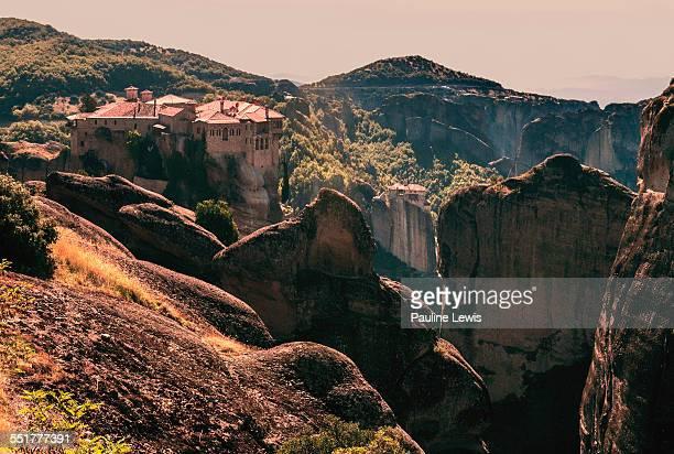 Two monasteries