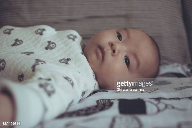 Two months old boy