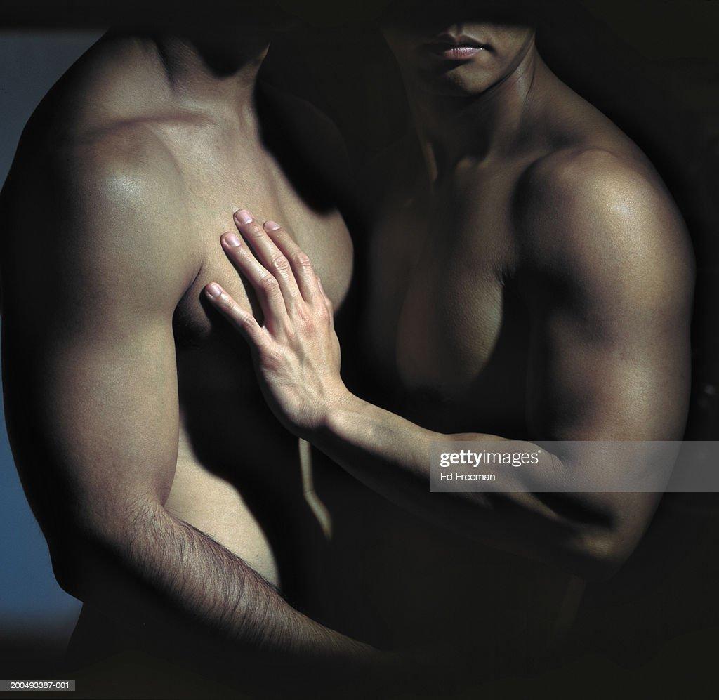 Men touching naked ladies — pic 2