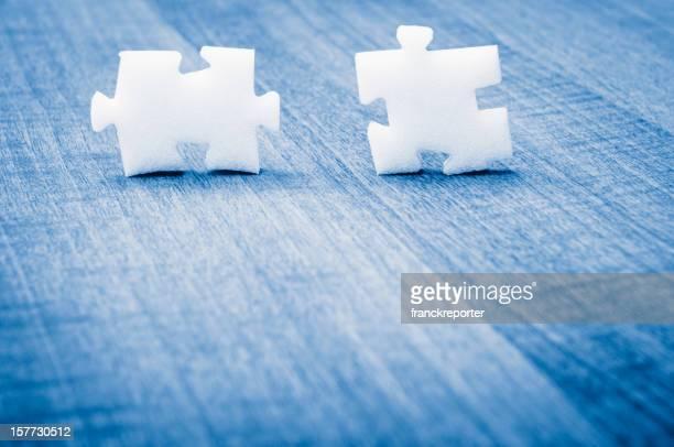 Deux pièces de la solution-Connexion