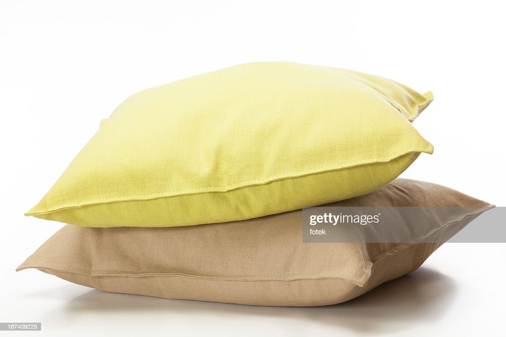 Two pillows : Stockfoto