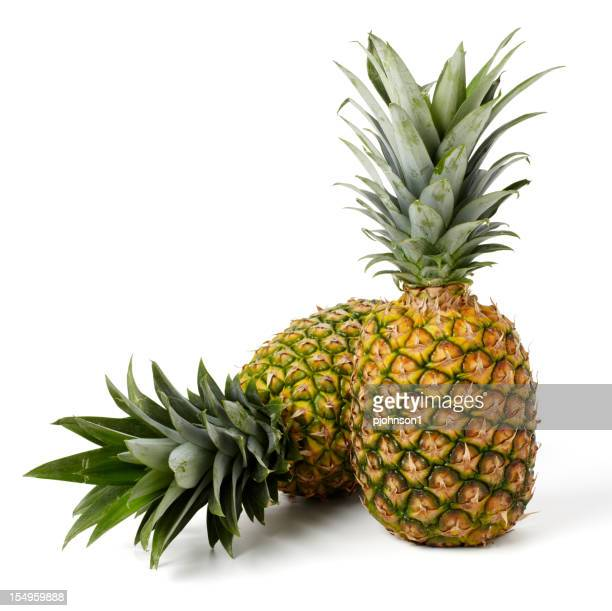 Two Pineapples
