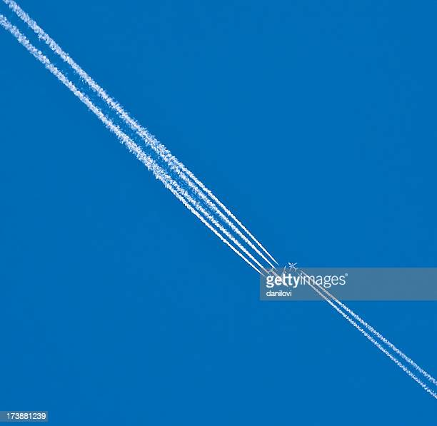Two planes meeting