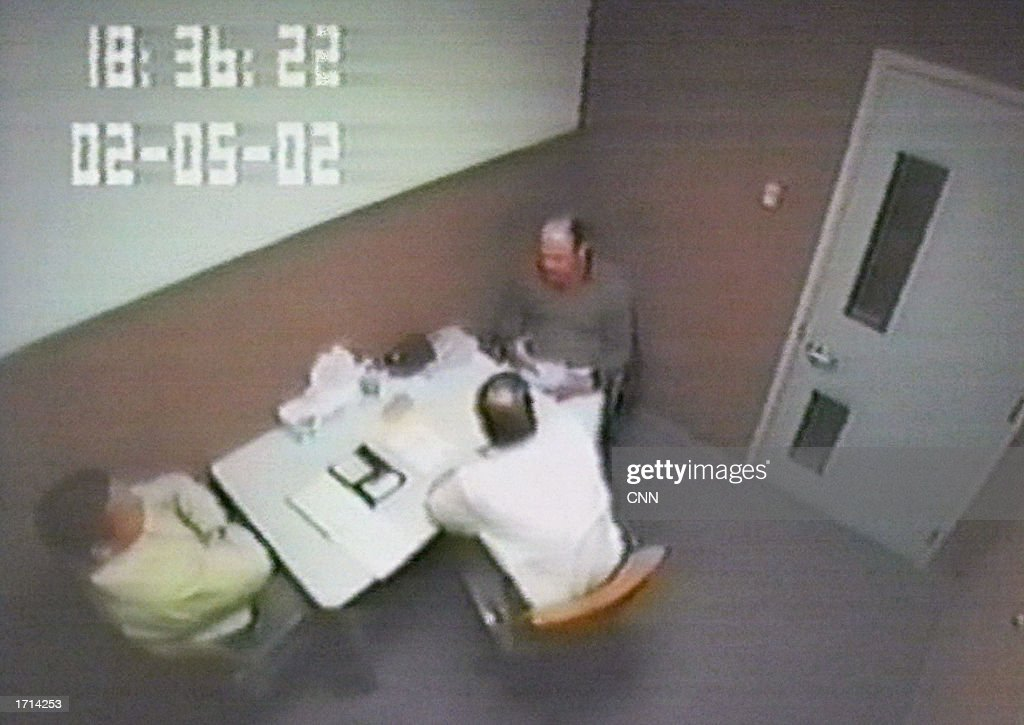 Police Video Shows Interrogation Of David Westerfield  : News Photo