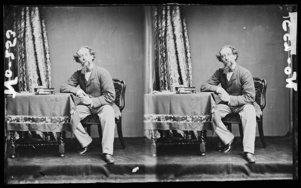 UNS: 9th June 1870: 150 Years Since Charles Dickens Died