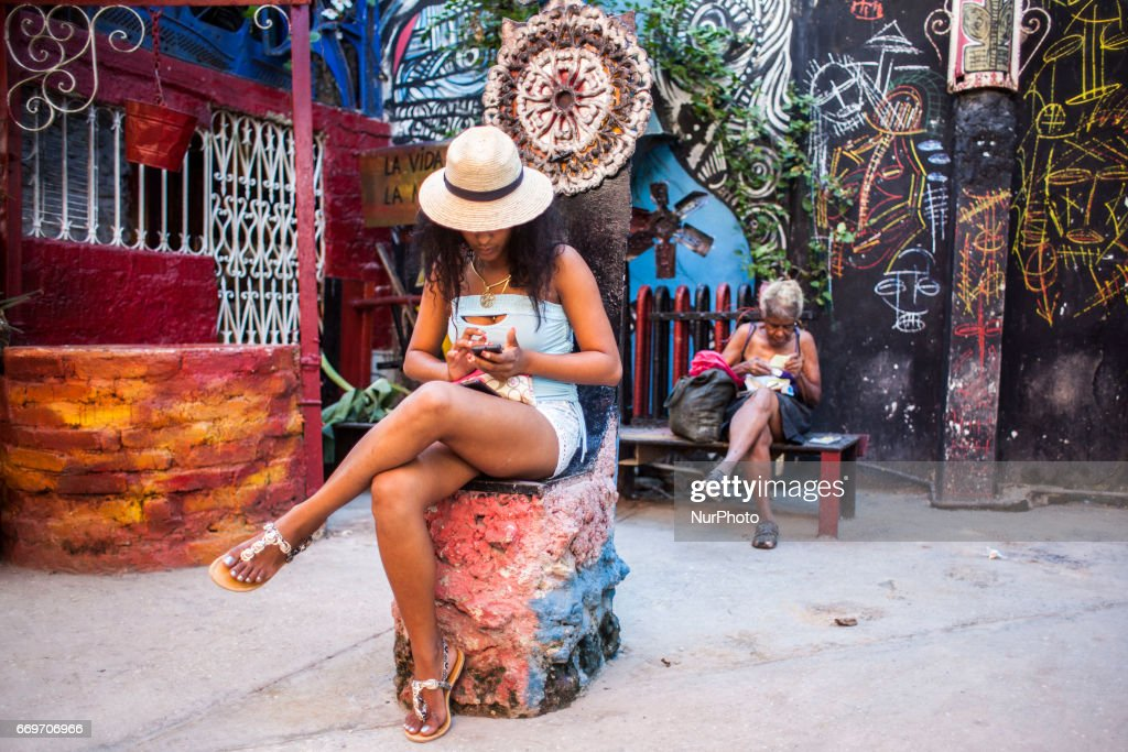 Whores in Havana