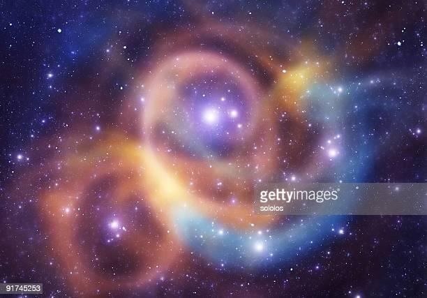 Two rounds nebula