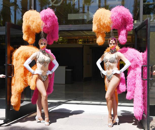NV: Flamingo Las Vegas Reopens